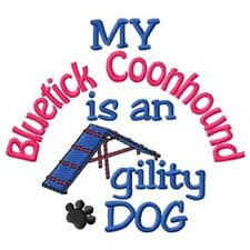 My Bluetick Coonhound is An Agility Dog Short-Sleeved Tee - Dc1792L