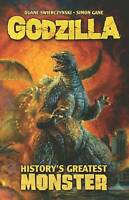 Godzilla Historys Greatest Monster TPB (2020) IDW - New PTG, NM (New)