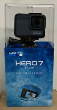 GoPro HERO7 Silver 4K30 HD 10P Waterproof Action Camera + 32GB SD **OPENBOX**