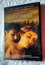 A Very Long Engagement (DVD, 2-Disc Set) R-4, LIKE NEW, FREE POST IN AUSTRALIA