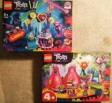 LEGO DISNEY TROLLS (41250+41251) ---2X--- BRAND NEW !!!