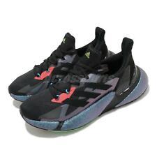 adidas X9000L4 BOOST Black Grey Blue Men Women Unisex Running Casual FW4910