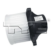 TYC 700075 New Blower Motor With Wheel