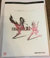 Square Enix FINAL FANTASY XIII-2 Complete Official Guide