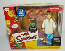 The Simpsons First Church of Springfield Playmates Reverend Lovejoy WOS New NIB