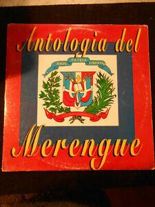 33 GIRI LP DISCO- ANTOLOGIA DEL MERENGUE- UNO IN DA HOUSE (2)- VINTAGE
