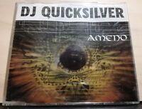 ERA - DJ QUICKSILVER - AMENO - cd singolo slim case - 2001