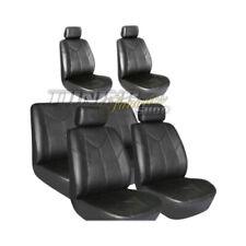 Housses de Siège car Seat Covers Voiture Van Bus 4x + Banque Simili Cuir