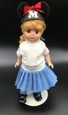 """New ListingMadame Alexander 8"""" Doll ~ Exclusive Walt Disney Mouseketeer! So Cute!"""