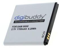 Original digibuddy Akku für Samsung Galaxy S I9000 Handy Accu wie EB575152VUCSTD