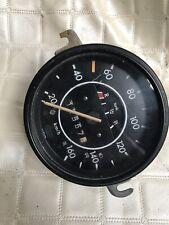 vw beetle speedo With Fuel Gauge Kph LHD