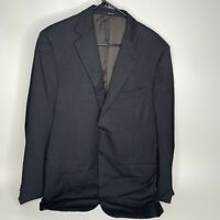 Ermenegildo Zegna RECENT Multiseason Rom Fit Navy Blue Blazer Jacket Men's 42R