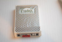 """Fiesta Casino Hotel Club Special Playing cards """"Bee"""" no.92 Green in black box"""