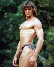 Miles O'Keeffe UNSIGNED photo - 6395 - Tarzan, the Ape Man