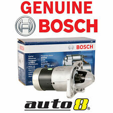 Genuine Bosch Starter Motor fits Ford Courier PB PC 2.0L Petrol FE 1985 - 1988