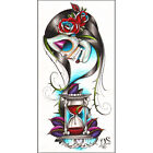 Eternal Spell by Dave Sanchez Gothic Mexican Sugar Skull Wall Fine Art Poster