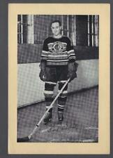 1934-44 Beehive Group 1 Photos Chicago Blackhawks #78 Earl Seibert