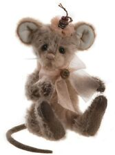 Diamond - Minimo Collection by Charlie Bears limited edition mouse - MM195945A