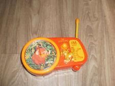 Radio réveil LANSAY Disney The lion King - le roi lion -  vintage