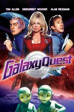 Galaxy Quest 35mm Film Cell strip very Rare var_e