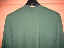 KS Selection green long sleeve top size L/XL