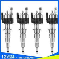 4x Fuel Injector 13537585261-09 For BMW 1 3 5 Series E60 E81 E87 E87 E92 E91 E90