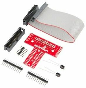 Raspberry Pi GPIO Breakout Board Kit (Pi Wedge)
