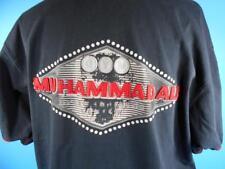 MUHAMMAD ALI Platinum FUBU Black T-Shirt (XL)