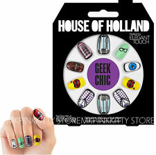 House Of Holland Nails By Elegant Touch -  GEEK CHIC >> NEW