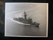 Vintage US Navy 8 x 10 Press Photo USS Gray DE-1054 1971 San Diego 487