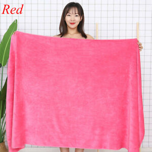 Large Bath Towels Quick Dry Soft Microfiber Strong Water absorption Bath Towel