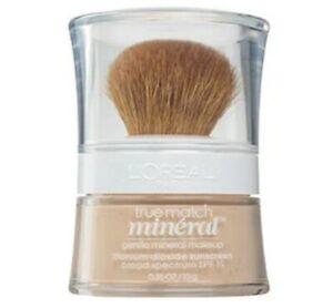 Loreal Paris True Match Naturale Mineral 0.35oz Loose Powder