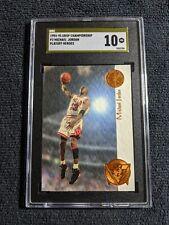 1994-95 UD SP Championship #P2 - Michael Jordan SGC Gold Label Pristine 10 GOAT