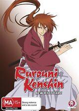 Rurouni Kenshin - New Kyoto Arc (DVD, 2013) - Region 4