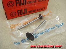 Honda CB100 CL100 CB125S XL100 TL125 SL100 SL125 XL125 Valve Inlet + Exhaust JP