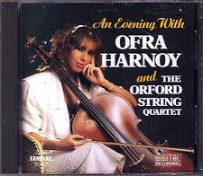 Ofra HARNOY SCHUBERT Quintet BOCCHERINI Cello Sonata CASALS Song of the Birds CD