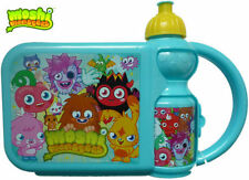 MOSHI MONSTERS  LUNCH BOX / PICNIC / SANDWICH BOX - NEW
