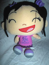 Fisher Price Mattel Giggly Ni Hao Ki-Lan Doll Plush Soft Toy Stuffed Animal