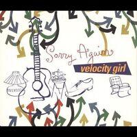 Sorry Again [Maxi Single] by Velocity Girl (CD, May-1994, Sub Pop (USA))