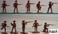 Armies in Plastic 5465 - US Revolution Any Regiment Figures-wargaming Kit