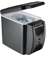 12v Mini Car Cooler Warmer 6L/7.5L Electric Fridge Portable Eco Travel Car Van