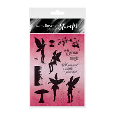 Hunkydory For the Love of Stamps - A Little Pixie Dust