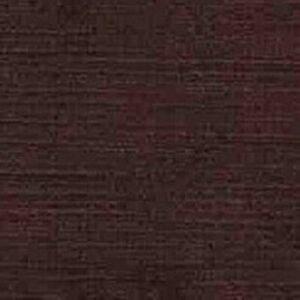 Sekers Fabrics 'Kentia', velvet upholstery fabric, plum, remnant of 0.68m