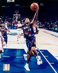 Damon Stoudamire Toronto Raptors Licensed Unsigned Glossy 8x10 Photo NBA A