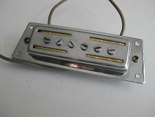 Vintage Teisco Kawai Norma Gold Foil Guitar Pickup for Your Project