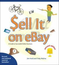Sell It on EBay : A Guide to Successful Online Auctions by Jim Heid and Toby...