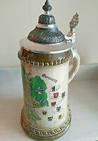 """BIERKRUG KING STEIN"" Mug Made in Germany 319/10000 PCS"