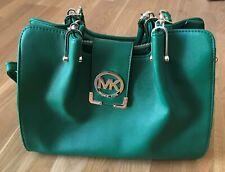 Handtasche, Michael Kors, grün