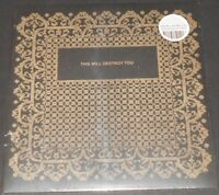 """THIS WILL DESTROY YOU self titled 2nd album USA 2-LP + 7"""" new 10th ANNIVERSARY"""
