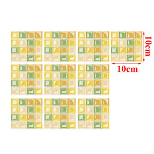 Creative tile stickers Three-dimensional Waterproof Household Items Decorative